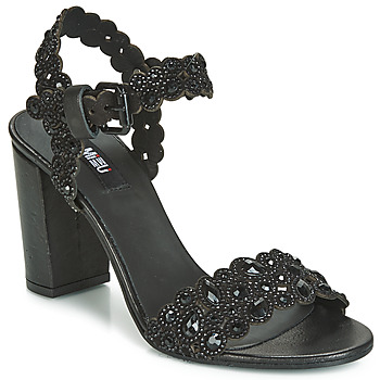 Shoes Women Sandals Mimmu 567Z14 Black