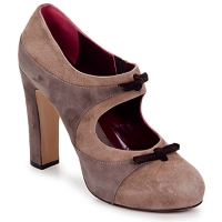 Shoes Women Court shoes Antonio Marras ALINA Camel