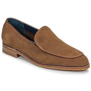 Shoes Men Loafers Barker TOLEDO Brown