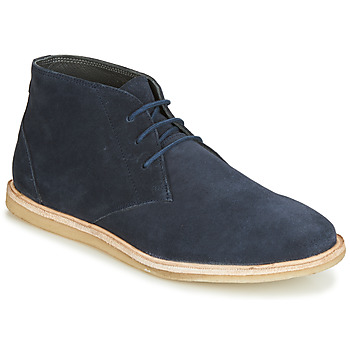 Shoes Men Mid boots Frank Wright BAXTER Blue