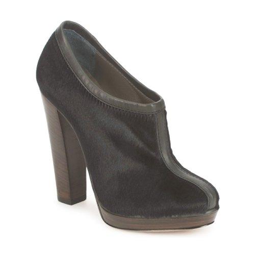 Shoes Women Low boots Kallisté BOTTINE 5950 Black