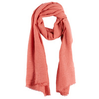 Clothes accessories Women Scarves André ZOLIE Coral
