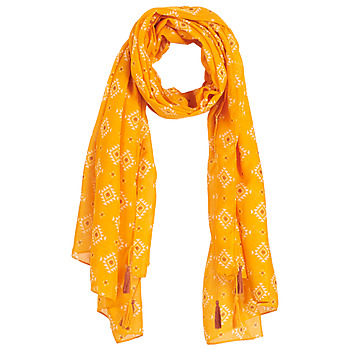 Clothes accessories Women Scarves André TATIANA Yellow
