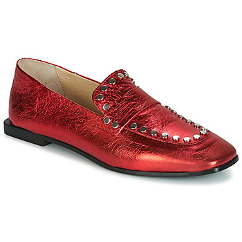 Shoes Women Loafers Fru.it 5307-587 Red