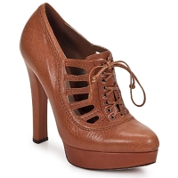 Shoes Women Low boots Sebastian AYCU Brown