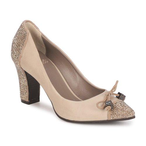 Shoes Women Court shoes Fabi PASQUA Beige