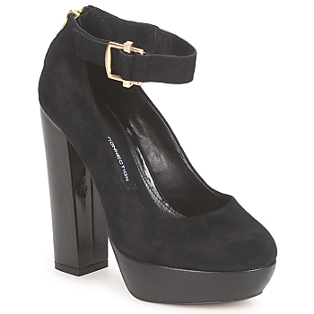 Shoes Women Court shoes French Connection JUINES Black