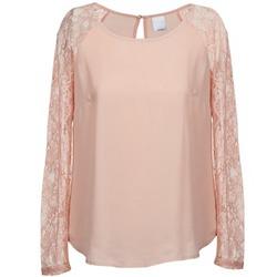 material Women Blouses Vero Moda REAL Pink