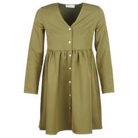 material Women Short Dresses Betty London J.PRETTY TIME Kaki