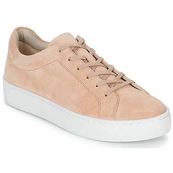 Shoes Women Low top trainers Vagabond ZOE Pink