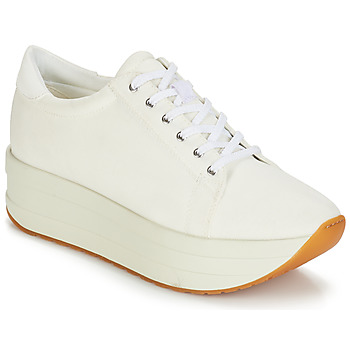 Shoes Women Low top trainers Vagabond Shoemakers CASEY White