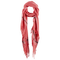 Clothes accessories Men Scarves André CHARLES Red