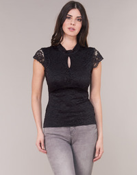 material Women Blouses Morgan DNEMA Black