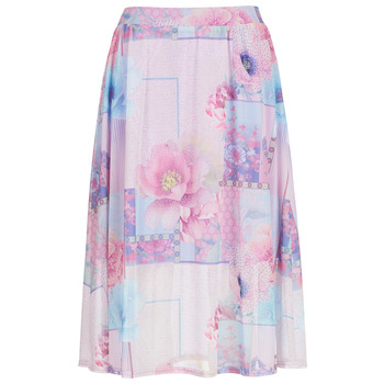 material Women Skirts Smash SIDNEY Pink