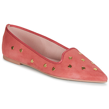 Shoes Women Ballerinas Pretty Ballerinas MAHA Pink