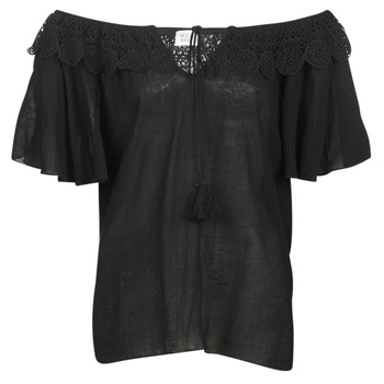 material Women Blouses Molly Bracken MOLLIUZ Black