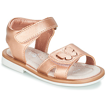 Shoes Girl Sandals Mod'8 SHINY Pink
