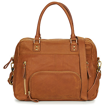 Bags Women Shoulder bags Nat et Nin MACY Camel