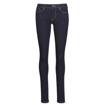 material Women Skinny jeans Levi's 711 SKINNY To / Tea / Nine