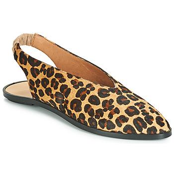 Shoes Women Ballerinas Jonak APIO Leopard