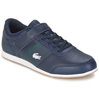 Shoes Men Low top trainers Lacoste EMBRUN REI Blue