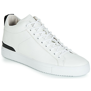 Shoes Men Low top trainers Blackstone RM14 White