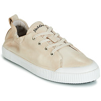Shoes Women Low top trainers Blackstone RL78 Beige