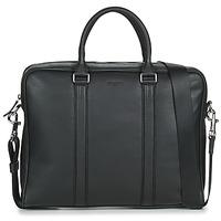 Bags Men Briefcases Le Tanneur CHARLES Black