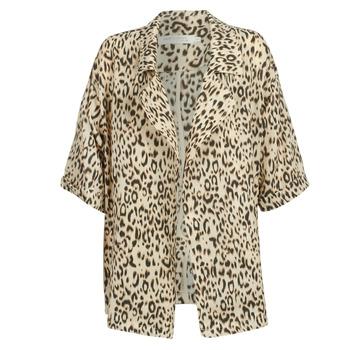 material Women Trench coats See U Soon GARAGA Beige