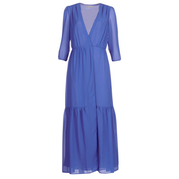 material Women Long Dresses See U Soon GARAGADE Blue