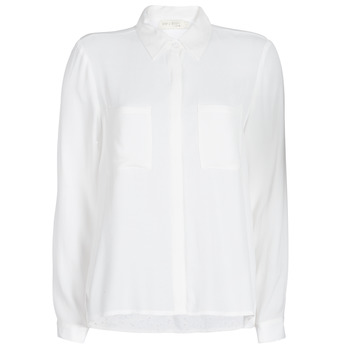 material Women Shirts See U Soon GARAGARE White