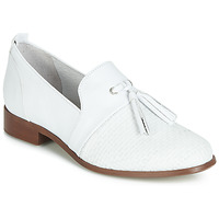 Shoes Women Derby shoes Regard REVA V1 TRES NAPPA BLANC White