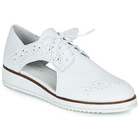 Shoes Women Derby shoes Regard RIXAMU V1 NAPPA BLANC White