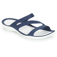 Shoes Women Sliders Crocs SWIFTWATER SANDAL W Marine