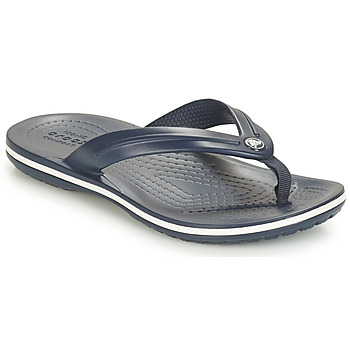 Shoes Children Flip flops Crocs CROCBAND FLIP GS Marine