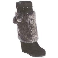 Shoes Women Boots Sebastian NIGOK Black
