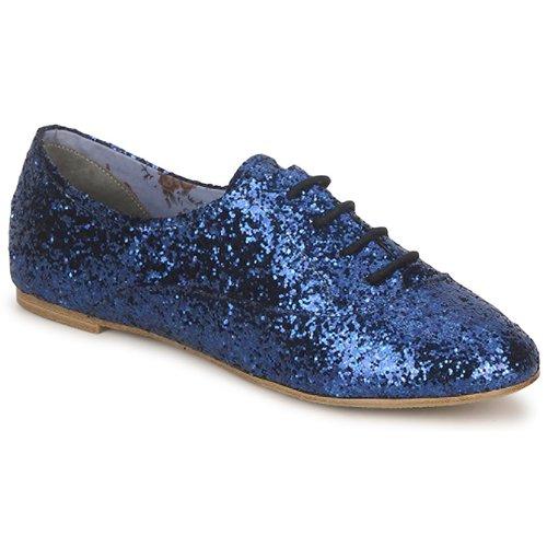Shoes Women Brogue shoes StylistClick NATALIE Blue