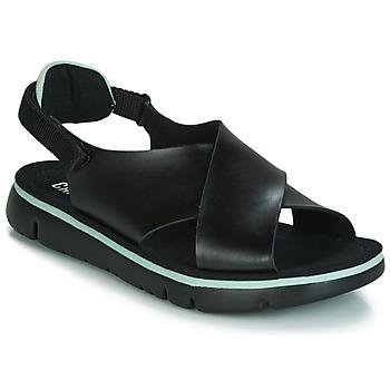 Shoes Women Sandals Camper ORUGA Black