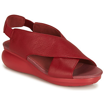 Shoes Women Sandals Camper BALLOON Red