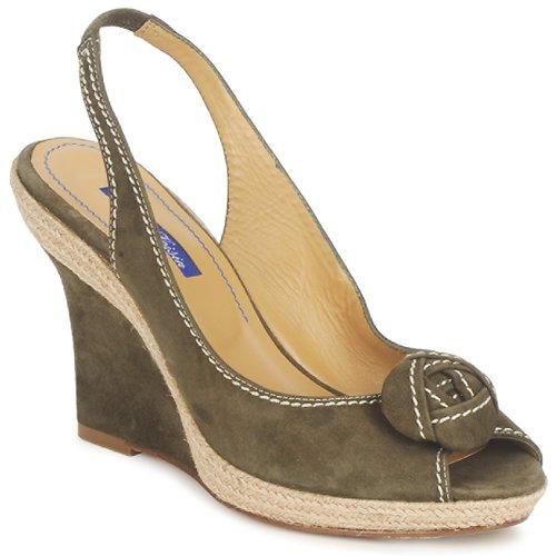 Shoes Women Sandals Atelier Voisin ALIX Kaki