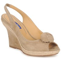 Shoes Women Sandals Atelier Voisin ALIX Taupe