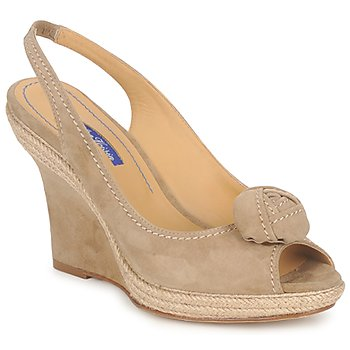 Shoes Women Sandals Atelier Voisin ALIX TAUPE