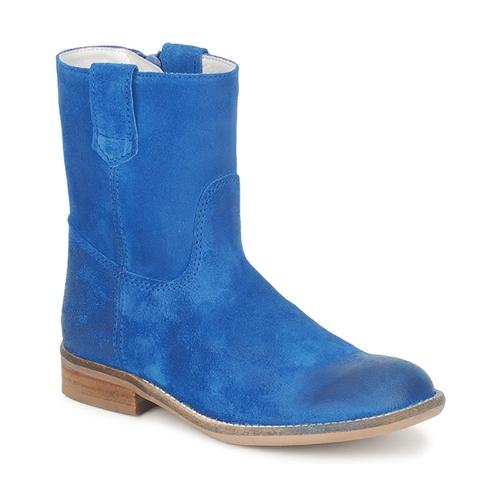 Shoes Girl Mid boots Hip DIRAN Blue