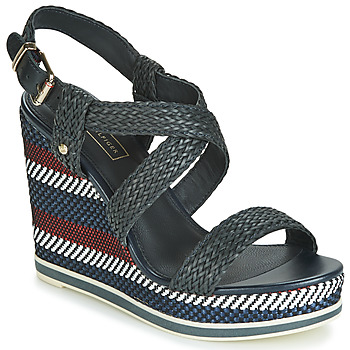 Shoes Women Sandals Tommy Hilfiger VANCOUVER 9Y Marine