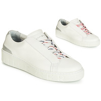 Shoes Women Low top trainers Tommy Hilfiger SANDIE 4A White