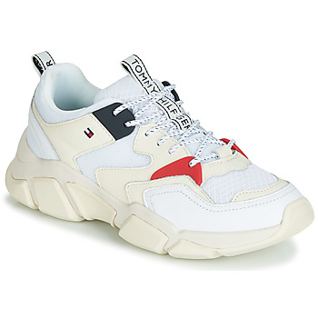Shoes Women Low top trainers Tommy Hilfiger BILLY 1C White