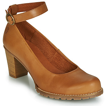 Shoes Women Court shoes Casual Attitude JALAYELE Camel