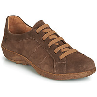 Shoes Men Derby shoes Casual Attitude JALIYAFE Brown