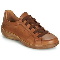 Shoes Men Derby shoes Casual Attitude JALIYAFE Camel