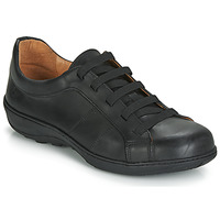 Shoes Men Derby shoes Casual Attitude JALIYAFE Black
